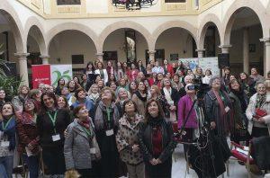 Más de cien representantes de toda Andalucía participan en este encuentro.