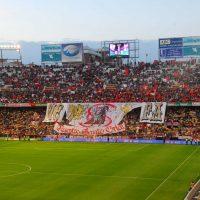 Los conjuntos andaluces luchan por estar en lo más alto de LaLiga Santander y LaLiga123