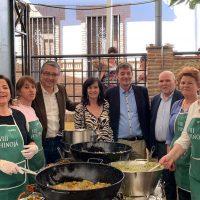 Algatocín muestra el potencial gastronómico y artesanal de la Serranía en la fiesta de la Hinojá