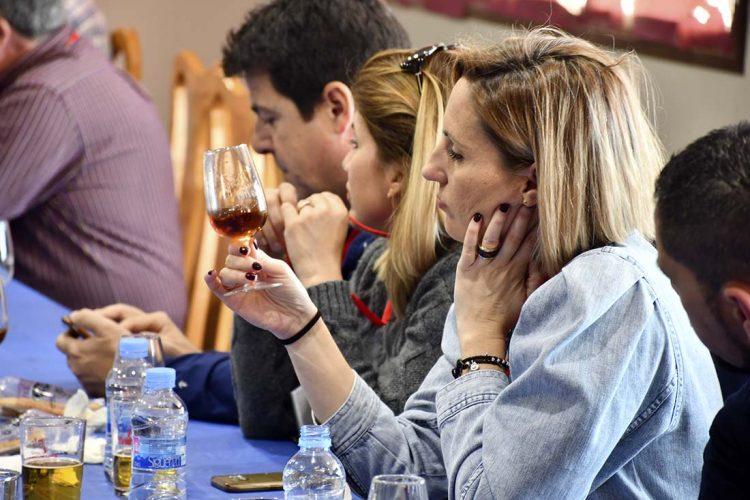 Faraján celebró el fin de semana su X edición de Cata de Vinos