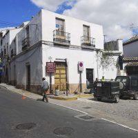 Comienzan las obras para eliminar el estrechamiento de la calle Arminán