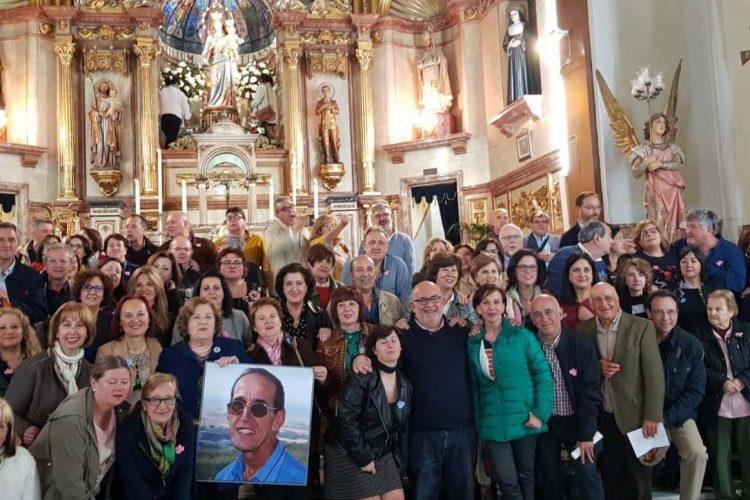 Emotiva despedida al misionero salesiano Antonio César Fernández que dedicó una parte de su vida a la juventud rondeña y que falleció en un atentado islamista