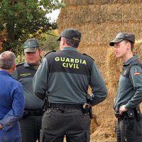 La Guardia Civil detiene a dos individuos  por la comisión de un robo con fuerza en un cortijo de Teba
