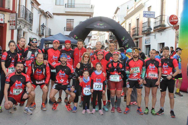 Corredores del Club Harman Trail Running participaron en Trans Canaria, en el IV Desafío las Cumbres de Arriate y en la Sierra Elvira en Atarfe