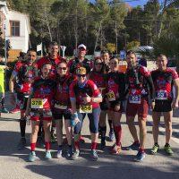 Gran despliegue y magníficos resultados de los corredores del Club Harman Trail Running