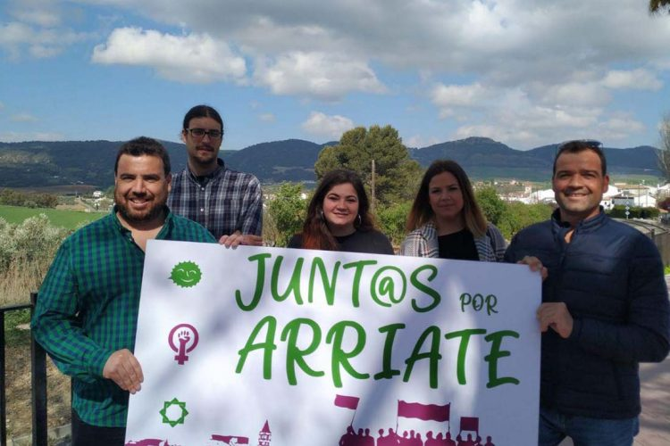 Podemos e IU no alcanzan un acuerdo de confluencia en Arriate y concurrirán por separado a las elecciones municipales de mayo