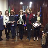 Picola Moda Infantil, el Centro Especial de Empleo y María Dúctor recibieron los premios de Igualdad de Apymer