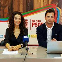 El PSOE de Ronda celebrará una Conferencia Política los días 26, 27 y 28 de marzo para perfilar su programa electoral con todos sus militantes
