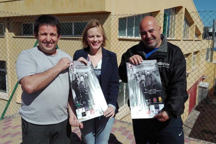 Ronda una prueba puntuable del Campeonato de Andalucía de Caza Simulada con Arco