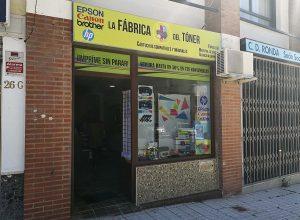 El establecimiento está en el Edificio de La Redonda.