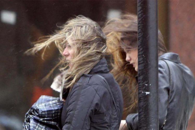 La Serranía entra este sábado en situación de alerta amarilla por fuertes vientos que pueden alcanzar hasta los 80 kilómetros por hora