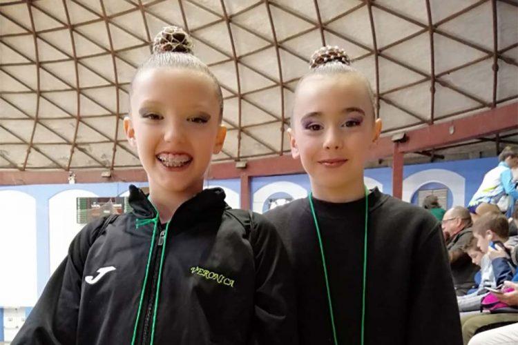 Buena actuación del Club de Gimnasia Rítmica AGRA en las competiciones de Écija y Guadalajara