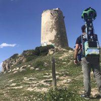 Los 745 kilómetros de la Gran Senda podrán visualizarse con imágenes panorámicas en 360º