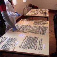 La Guardia Civil detiene a cuatro personas como responsables de expolios en yacimientos arqueológicos andaluces, entre los que se encuentra Acinipo