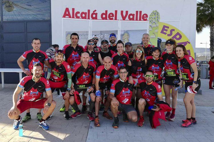 Buenos resultados de los corredores del Club Harman Trail Running en la V Carrera del Espárrago de Alcalá del Valle