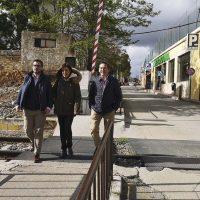 El PP anuncia que recuperará el proyecto de supresión del paso a nivel de El Fuerte que ha desechado el Gobierno Tripartito