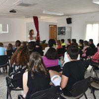 Alumnos de Jubrique reciben información y consejos sobre fotoprotección