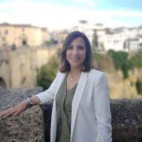 """Maripaz Fernández, candidata a la Alcaldía por el PP: """"Somos el único partido que garantiza el cambio en Ronda"""""""