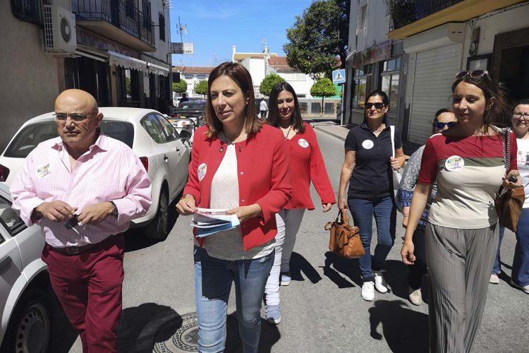 El PP pondrá en marcha una aplicación móvil para que los rondeños envíen al Ayuntamiento las fotografías de los desperfectos que encuentren en las calles