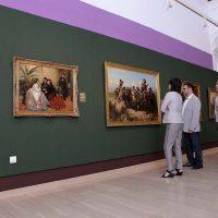 El Museo Unicaja Joaquín Peinado de Ronda acoge la exposición 'La visión de España en la pintura Victoriana y la pervivencia del modelo romántico'