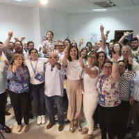 Contundente e histórica victoria del PP de Maripaz Fernández en Ronda