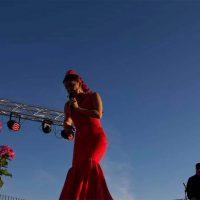 La cantante Joana Jiménez abre Ronda Romántica 2019 con un pregón marcado por la música, el baile y la poesía