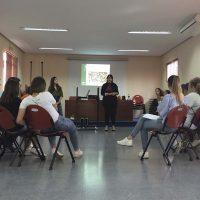 Salud Pública del Área Sanitaria Serranía coordina un taller sobre prevención de nuevos consumos de nicotina y de la sumisión química dirigido a jóvenes