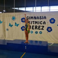 El Club AGRA se trae del Torneo de Gimnasia Rítmica de Jerez dos medallas de oro y otras dos de bronce