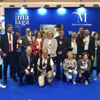 'Sabor a Málaga' participa en la Feria Nacional del Vino FENAVIN con cinco bodegas de la Serranía de Ronda