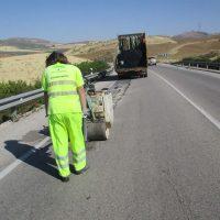 La Junta inicia este martes las obras de rehabilitación integral de la carretera A-367 Ronda-Ardales con 4,7 millones de euros