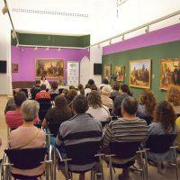 La Fundación Unicaja clausura la novena edición de sus talleres de Arteterapia en los que han participado 150 personas