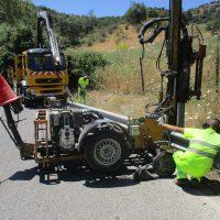 La Junta mejorará la seguridad en la carretera que comunica la Sierra de Cádiz con la Serranía de Ronda con una inversión de 4,4 millones de euros