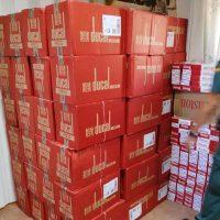 La Guardia Civil de Ronda detiene a siete personas por un delito de contrabando de tabaco