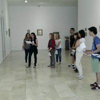 El convento de Santo Domingo acoge una exposición de obras inéditas del profesor Paco Marín