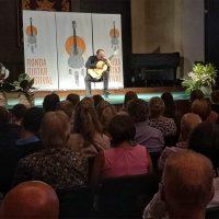 IV Festival de Guitarra de Ronda: Rubén Parejo, donde la guitarra toca el cielo