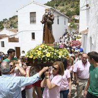 Alpandeire se prepara para vivir el día de Fray Leopoldo