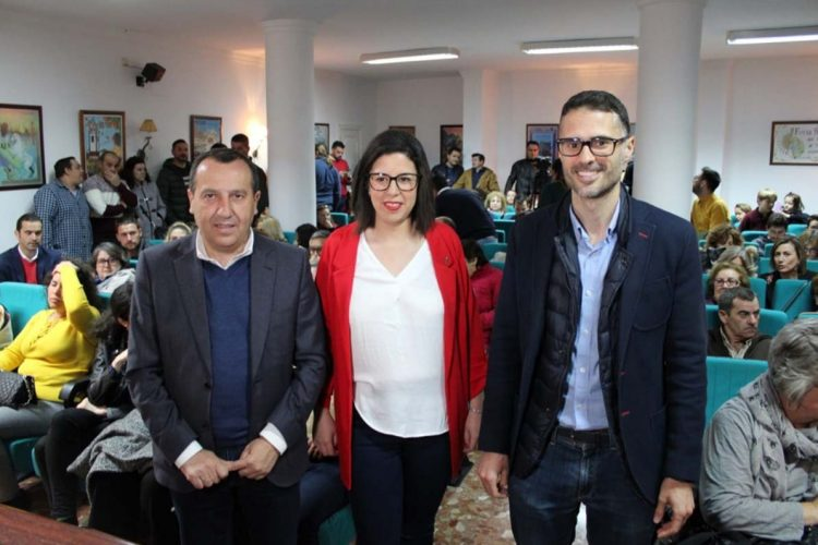 El PSOE premia a Gema Ruiz nombrándola diputada provincial a pesar de haber perdido las elecciones en Cortes de la Frontera