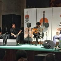 IV Festival Internacional de la Guitarra de Ronda: Joselito Acedo la guitarra flamenca más dinámica, el guitarrista que se retrata a sí mismo