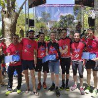 El Club Harman Trail Running ganó la carrera de obstáculos Los 300 de Ascari en la modalidad de equipos