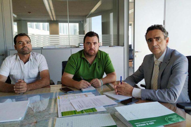 Vecinos de Arriate señalan que han logrado que la Junta se haya comprometido retomar las obras de la variante entre septiembre y octubre