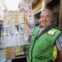 El Cuponazo de la ONCE dejó 250.000 euros en premios en el centro de Ronda