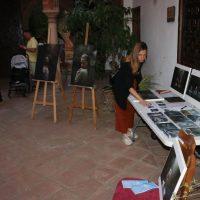 Exposición de Ana Becerra.