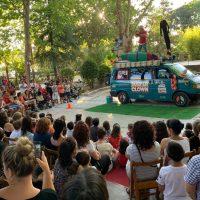 Finaliza la primera semana de actividades culturales de verano con un gran éxito de público
