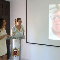 César Cadaval, miembro del dúo Los Morancos, será el pregonero de la Feria de Pedro Romero