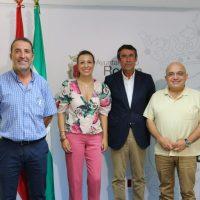La Junta invertirá 833.000 euros en la reparación de diez caminos rurales afectados por las lluvias