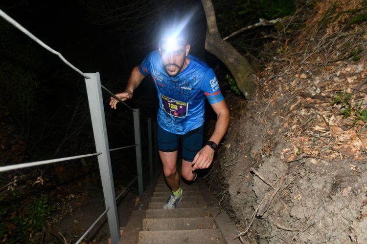 El Trail Nocturno de Genalguacil atrae a más de 200 corredores