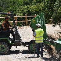 Cartajima acomete mejoras en el acceso al camino El Manchón