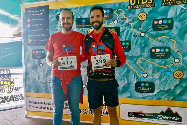 El Club Ascari-Harman estuvo presente en el EDP Desafío Somiedo de Asturias