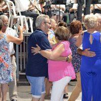 Jubrique celebró con gran ambiente su V Noche del Pasodoble
