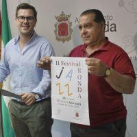 El II Festival de Jazz de Ronda ofrecerá tres noches de música gratuita junto a Las Murallas